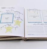 Baby Memory Book Baby Memory Book Fox Yellow