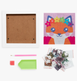 Ooly 161-045 Razzle Dazzle DIY Gem Art Kit Friendly Fox