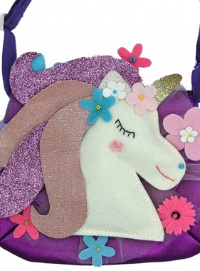 Lily & Momo Forest Unicorn Bag