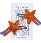 Lily & Momo Star Bright Hair Clips