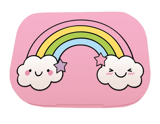 Iscream Rainbow Compact Ear Buds-TWS Style 745-111