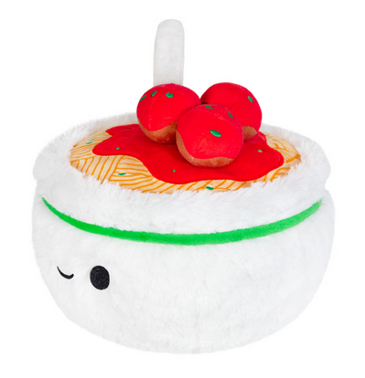 Squishable Mini Comfort Food Spaghetti & Meatballs