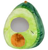 """Squishable Undercover Corgi in Avocado (7"""")"""
