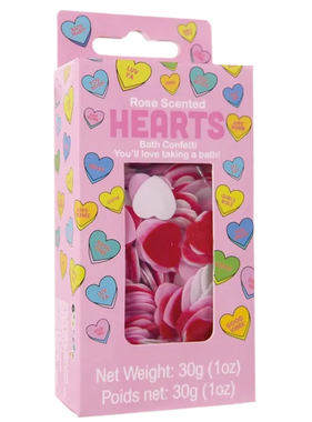 Iscream Heart Bath Confetti 815-024