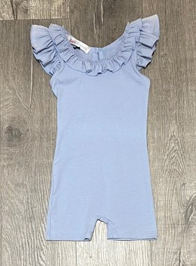 Natalia Uni Short, Zen Blue  size 6