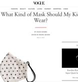 Face Mask Face Mask-Turtle Hot Pink