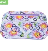 Iscream 782-216 Heart Tie Dye Lap Desk