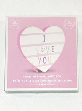 Iscream Heart Shaped Message Board 865-042