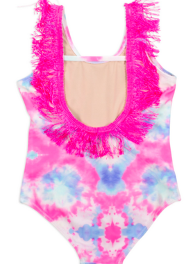 Shade Critters SG01G-185 Fringe 1pc, Cotton Candy