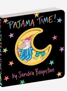 Workman Publishing Co BOYNTON Book: PAJAMA TIME!