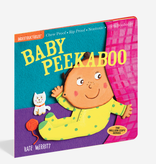 Workman Publishing Co INDESTRUCTIBLES: BABY PEEKABOO