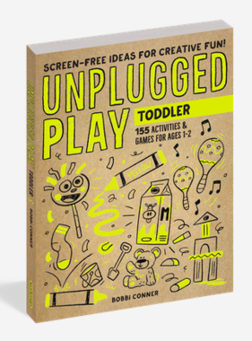 Workman Publishing Co Unplugged Play: Toddler (Ages 1-2)