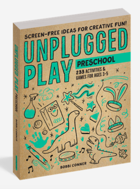Workman Publishing Co Unplugged Play: Preschool (Ages 3-5)