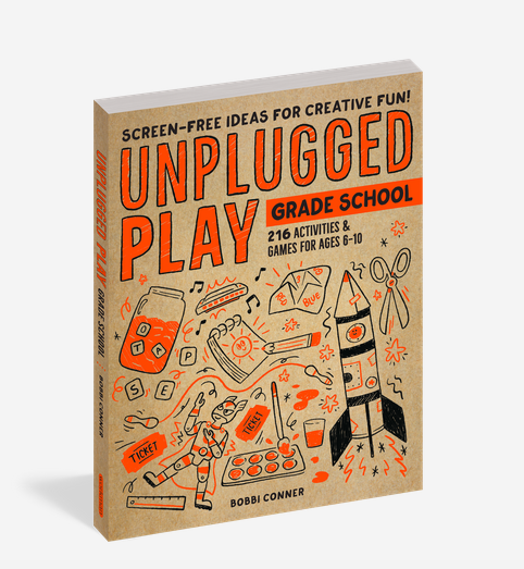 Workman Publishing Co Unplugged Play: Grade School (Ages 6-10)