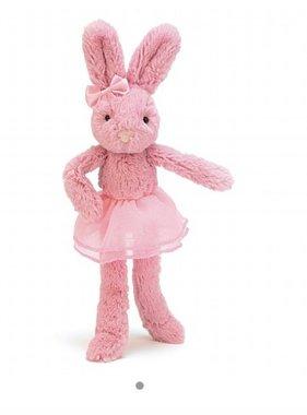 Jellycat Lulu Tutu Bunny Pink