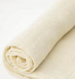 Little Unicorn Cotton Muslin Single Swaddle-Linen