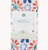 Little Unicorn Deluxe Muslin Single Swaddle--Kaleidoscope