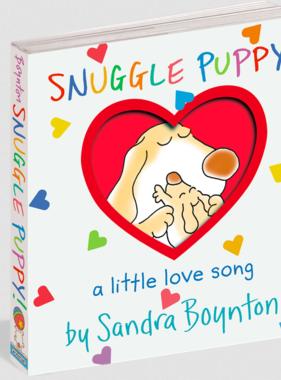 Workman Publishing Co BOYNTON: SNUGGLE PUPPY
