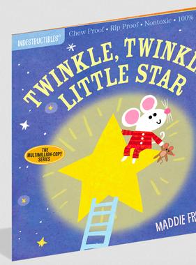 Workman Publishing Co Indestructible Twinkle Twinkle Little Star