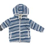 Kickee Pants Jacket  Sherpa-Lined Stripe