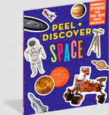 Workman Publishing Co Peel & Discover-Space