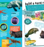 Workman Publishing Co Peel & Discover-Oceans