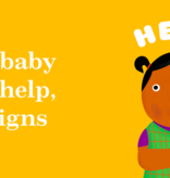 Workman Publishing Co MY FIRST BABY SIGNS Book