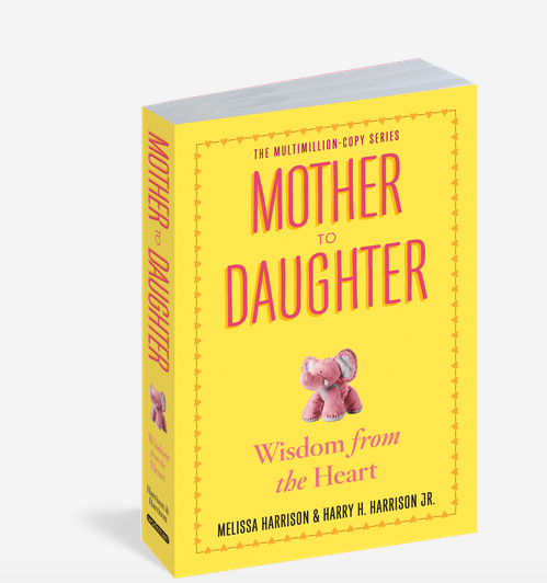 Workman Publishing Co MOTHER TO DAUGHTER BOOK