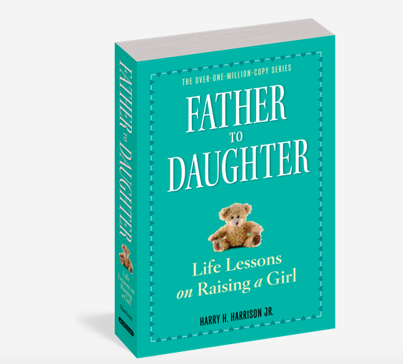 Workman Publishing Co FATHER TO DAUGHTER BOOK