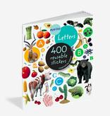 Workman Publishing Co WORKMAN-EYELIKE STICKERS: LETTERS