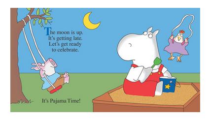 Workman Publishing Co BOYNTON Book: PAJAMA TIME!