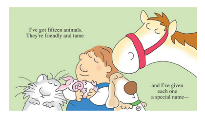 Workman Publishing Co BOYNTON: FIFTEEN ANIMALS!-Book