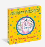 Workman Publishing Co Boynton Birthday Monsters Book