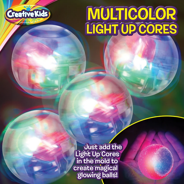 Creative Kids Make Your Own DIY Bouncy Ball Factory Set Craft Kit for Kids