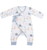 Angel Dear Bark Life Wrap Coverall Multi