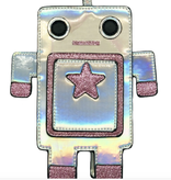 Novelty Purses Purse-Shimmer Robot