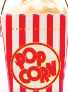 Novelty Purses Purse-Popcorn