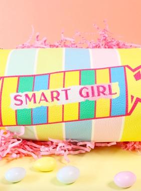 Novelty Purses Purse-Smarties Girl
