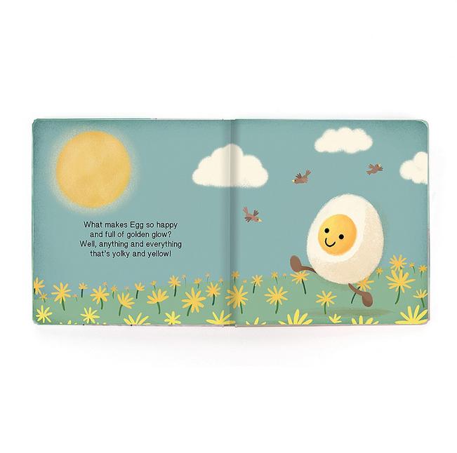Jellycat The Happy Eggs Book