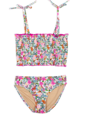 Shade Critters SG06C-195 Smocked Bikini-Liberty Floral