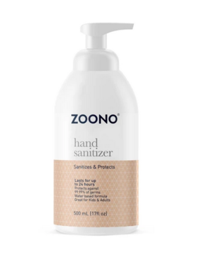 Zoono Zoono 500mL No Alcohol Hand Sanitizer