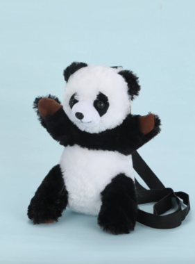 Novelty Purses Panda Bear Purse