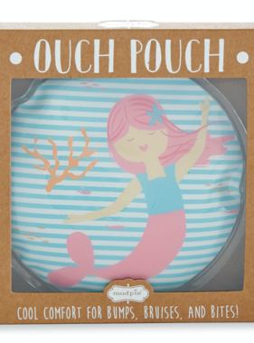 Mudpie CIRCLE MERMAID OUCH POUCH