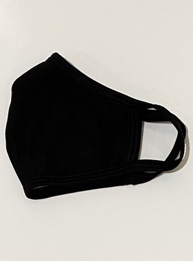 Face Mask CRZ Face Mask Solid Black