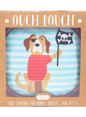 Mudpie PIRATE PUPPY OUCH POUCH