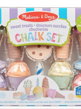 Melissa & Doug Ice Cream & Cake Chalk Set 30627