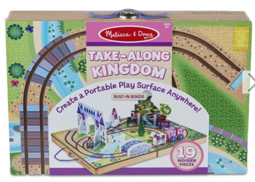 Melissa & Doug Take Along Kingdom 32842