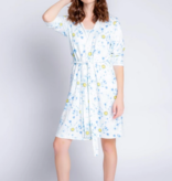 Pj Salvage RXTDR Robe Smiley Blue