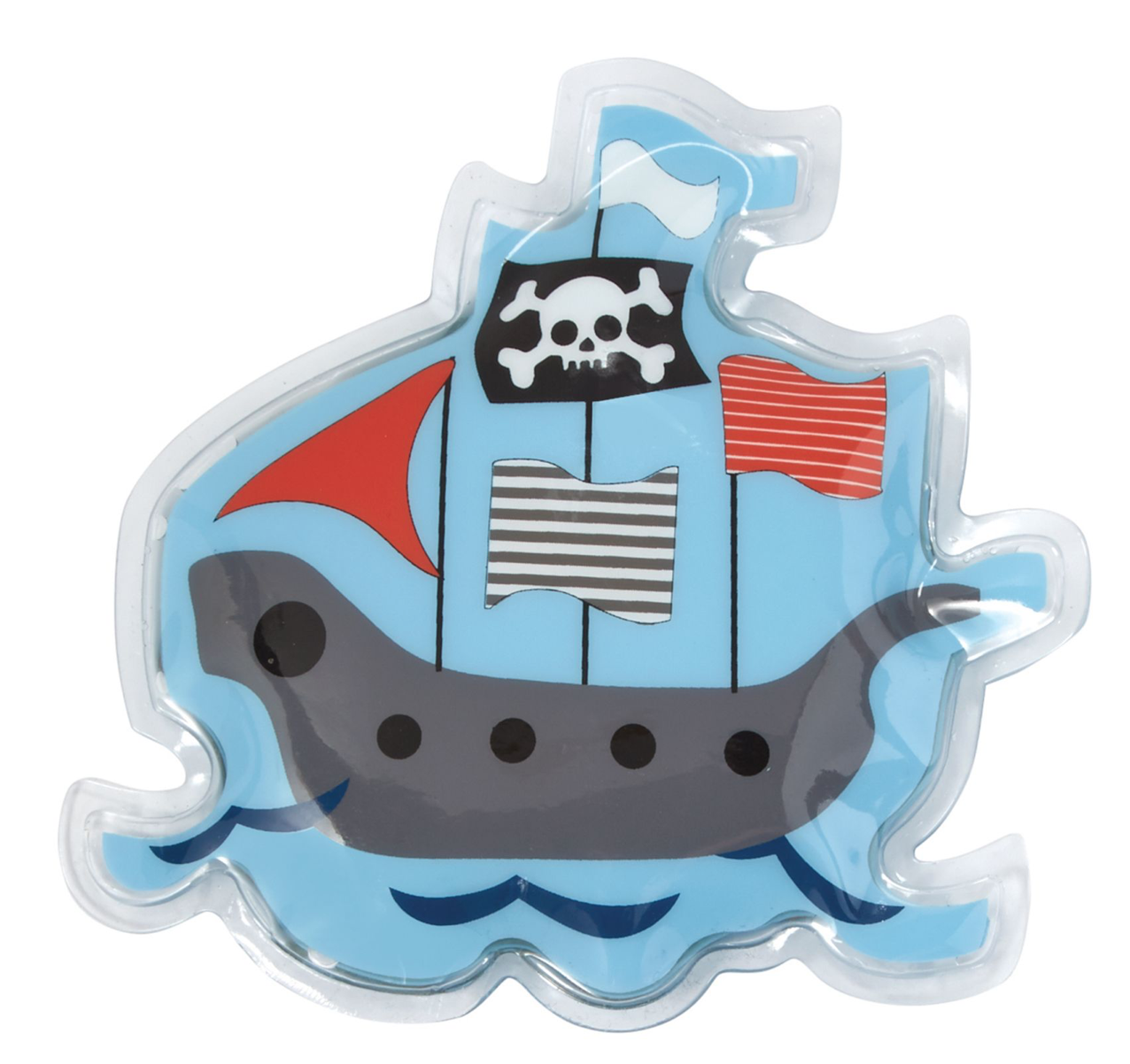 Mudpie PIRATE SHIP OUCH POUCH