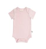 Kyte Baby S/S Bodysuit, Blush